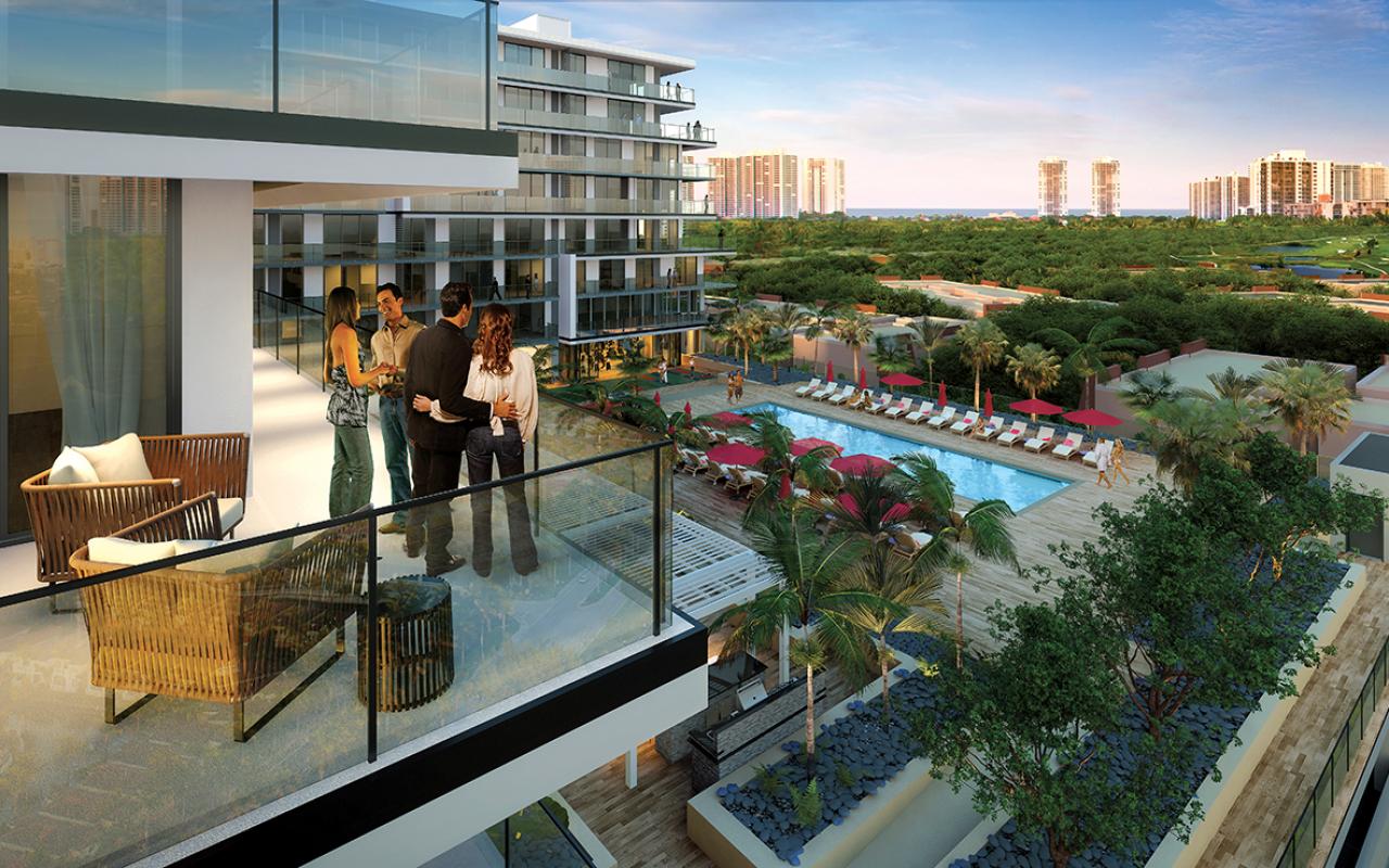 APS-Residence-Balcony