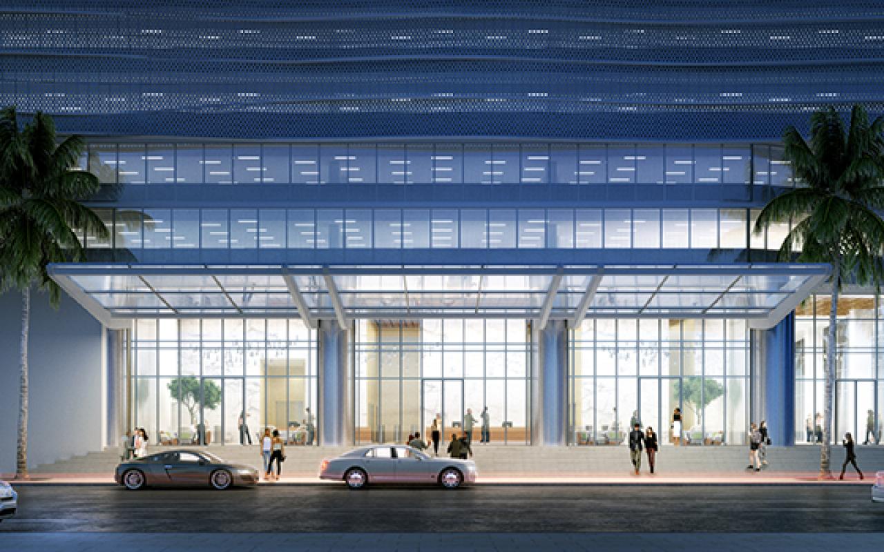 Exterior-Lobby