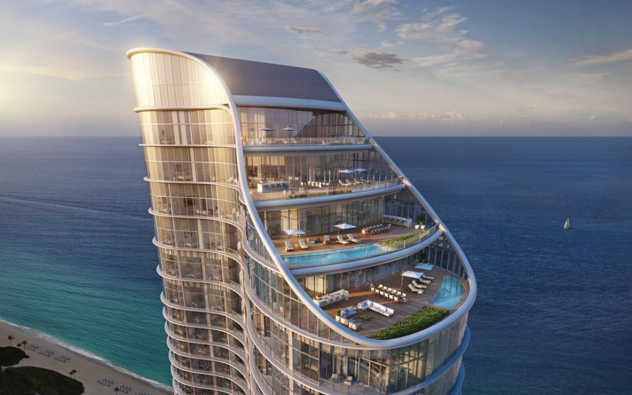 The-Ritz-Carlton-Residences,-Sunny-Isles-Beach---01-Penthouse-Dusk