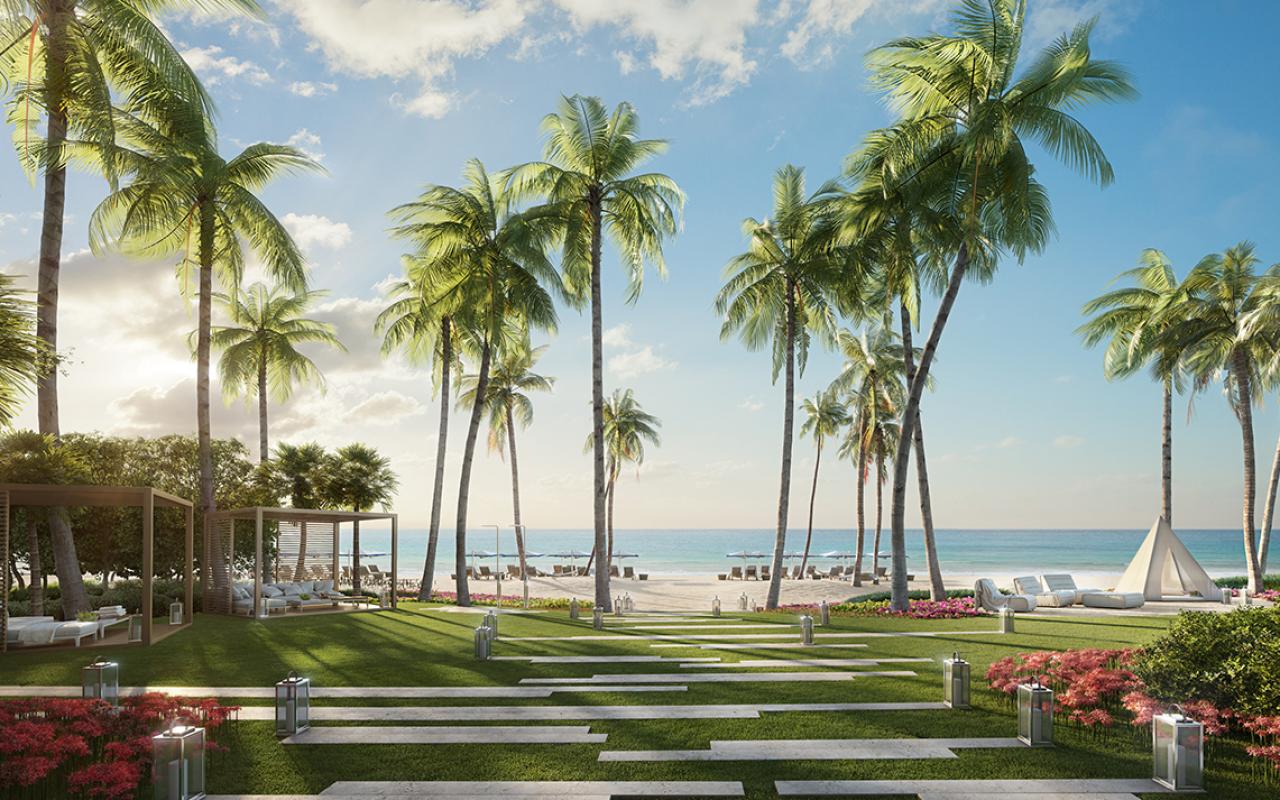 The-Ritz-Carlton-Residences,-Sunny-Isles-Beach---06-Beach-Garden