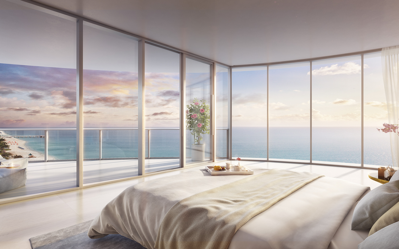 The-Ritz-Carlton-Residences,-Sunny-Isles-Beach---17-North-Unit-Master-Bedroom